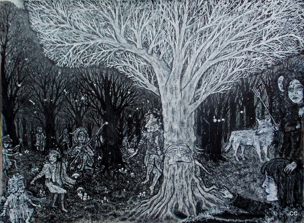 The Children of the Forest