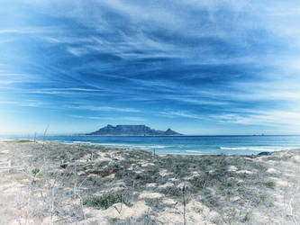 Soft Table Mountain by Anuden