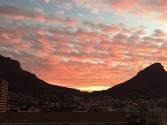 Sunday sunset by Anuden