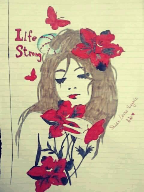 Life Strong ! by bakagummi
