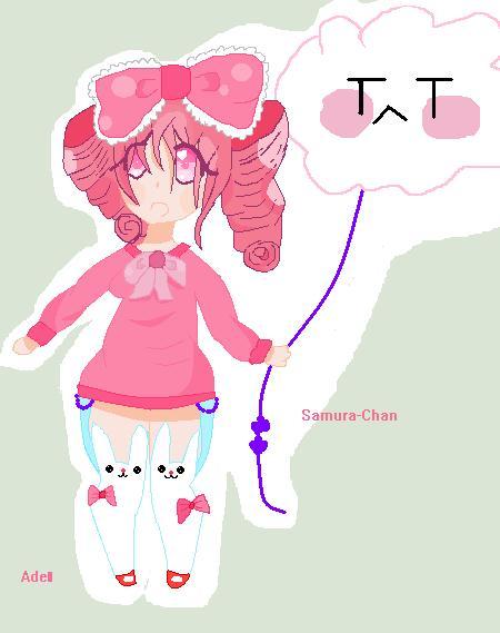 Cute Samu-chan by bakagummi