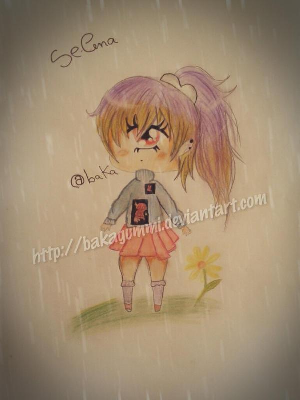 Rain by bakagummi