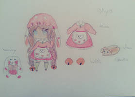New oc Myo (please read) by bakagummi