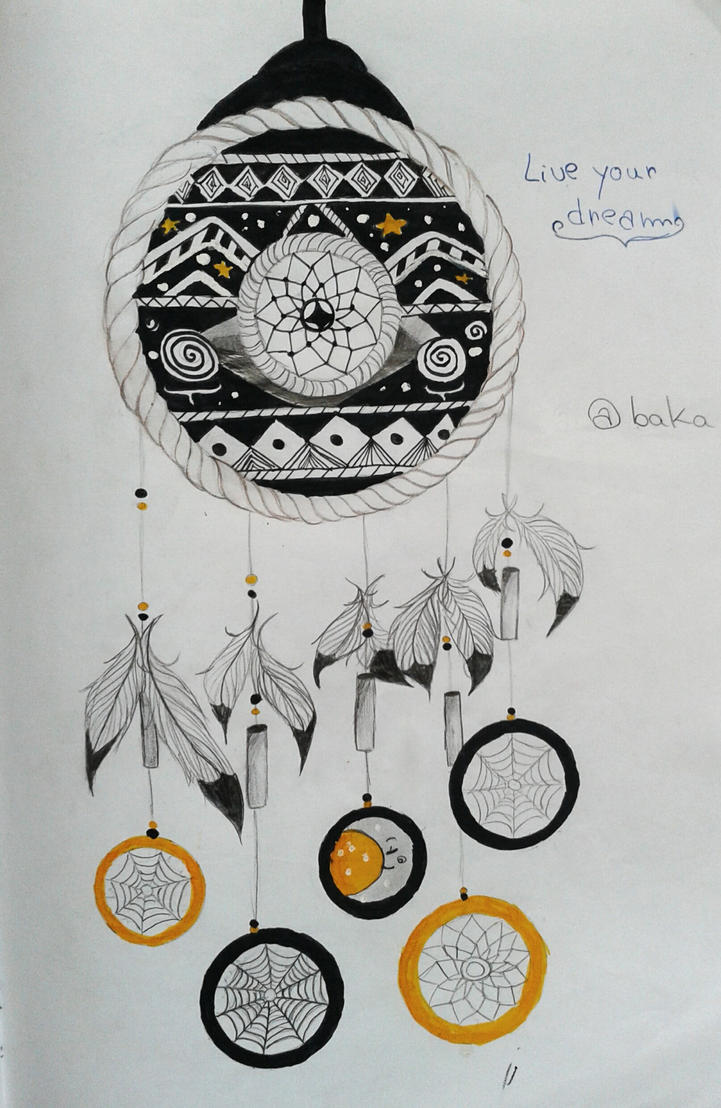 Lunatic Dreamcatcher by bakagummi