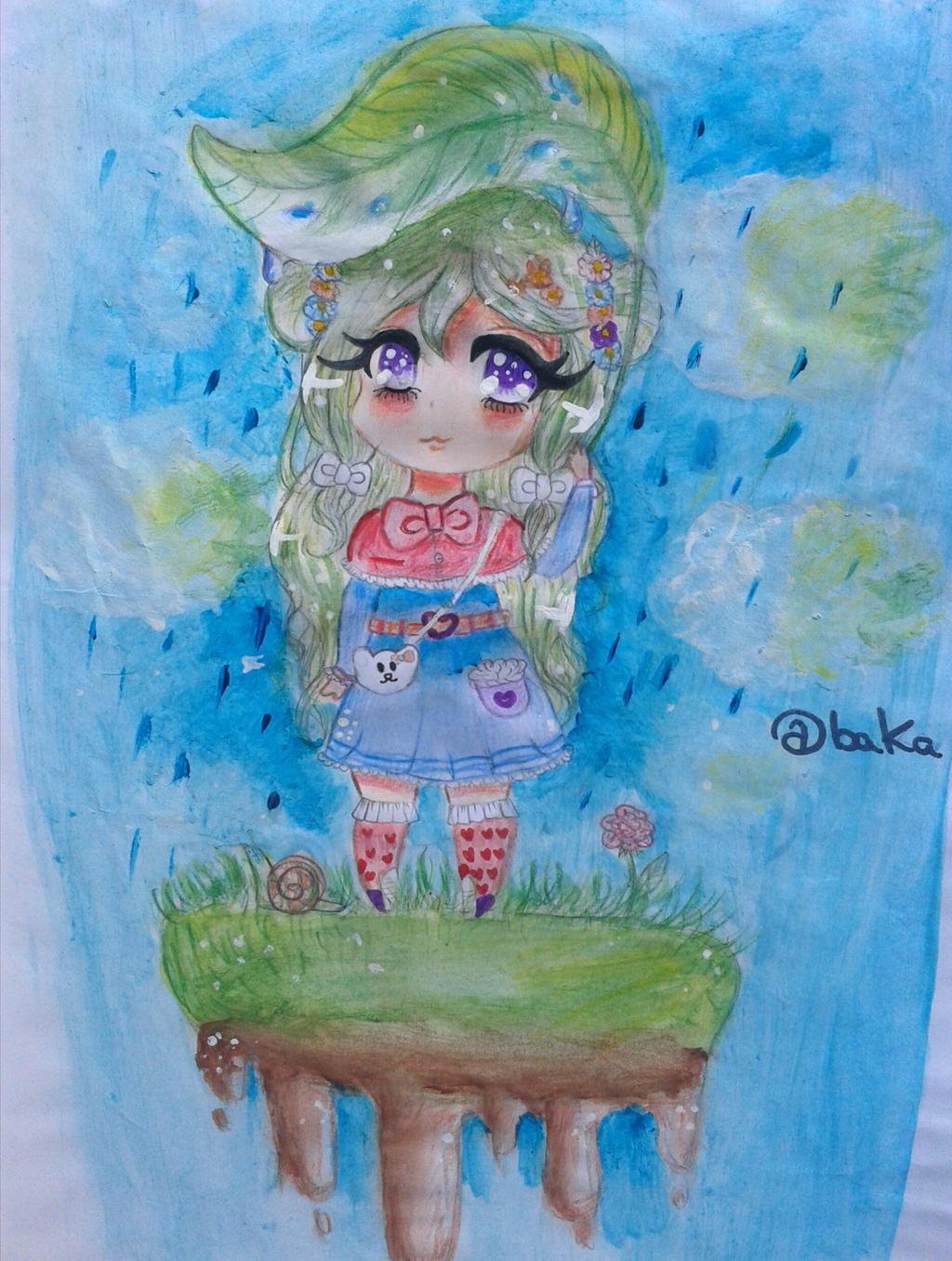 Rainy Days  by bakagummi