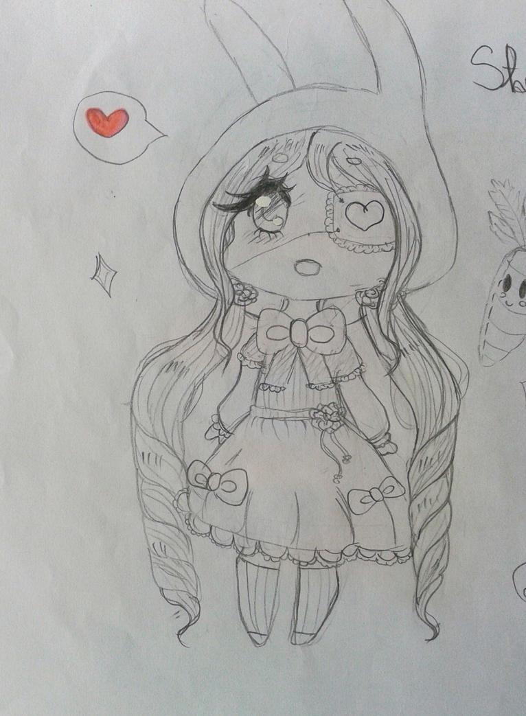 Gummi Sketch by bakagummi