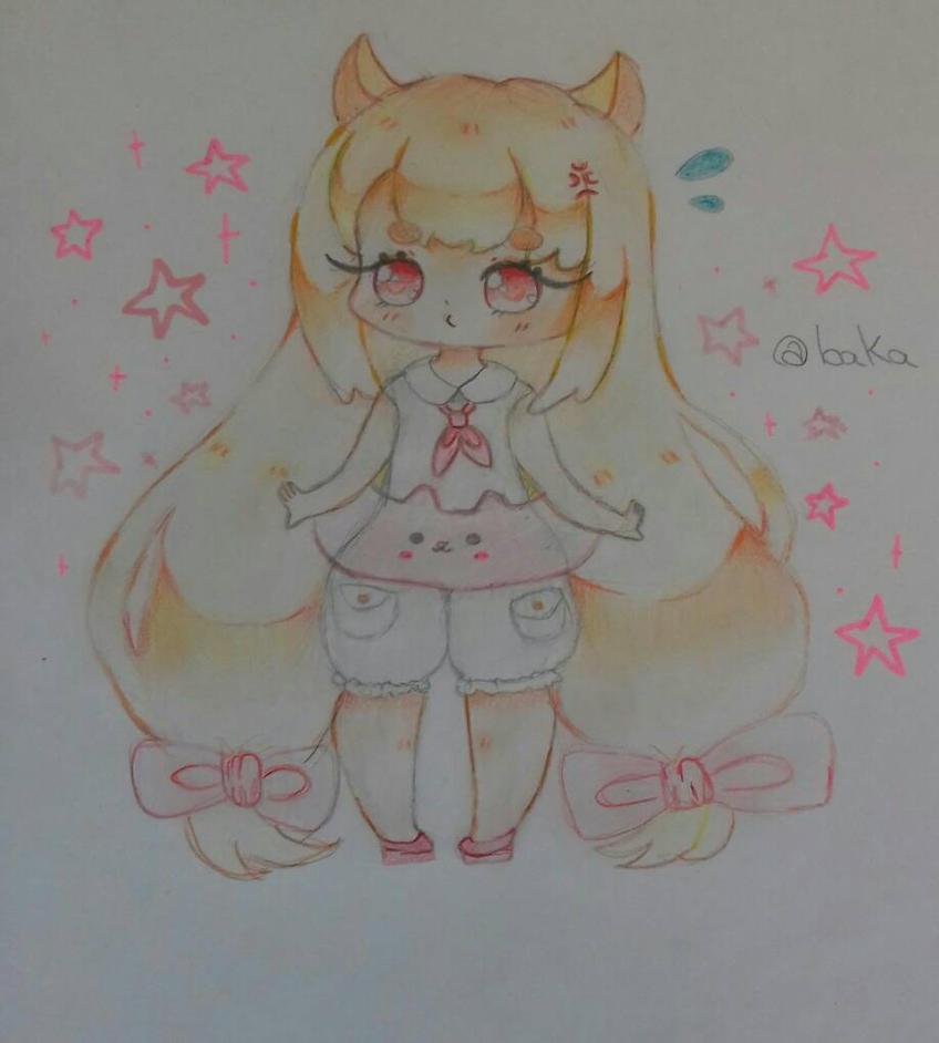 gift - stella  by bakagummi