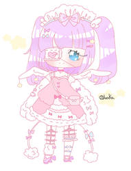 new oc - Baby by bakagummi