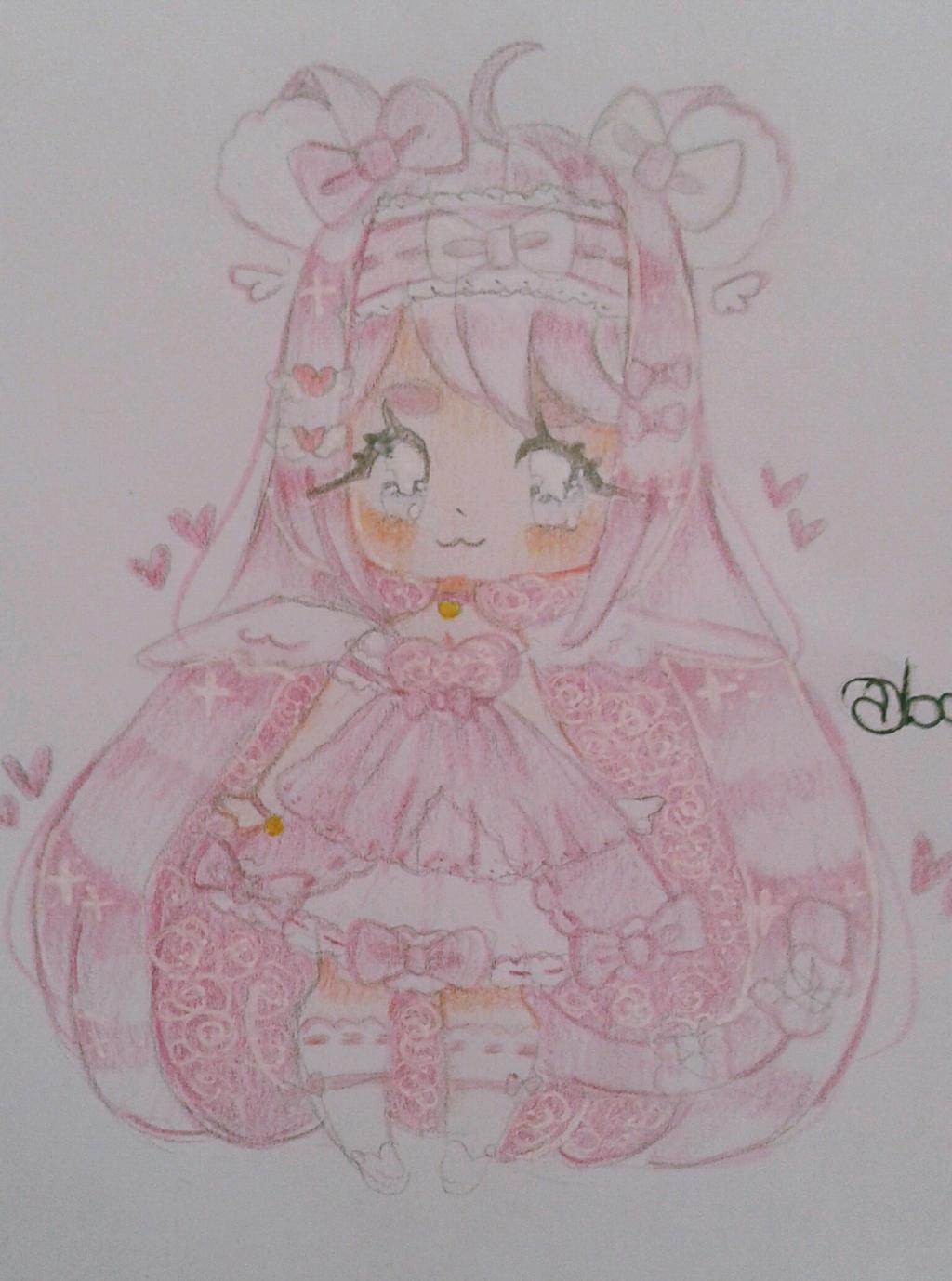 Valentine's Day Adopt - CLOSED by bakagummi