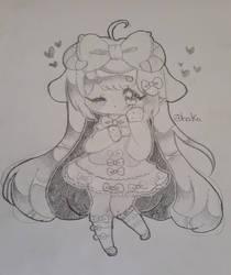 shy baby by bakagummi
