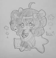 smile little princess  by bakagummi