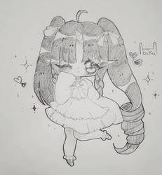 elegant darling  by bakagummi