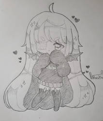 i'm not cute  by bakagummi