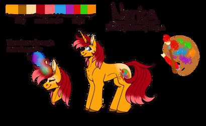 OC - Norica [ Reference ]