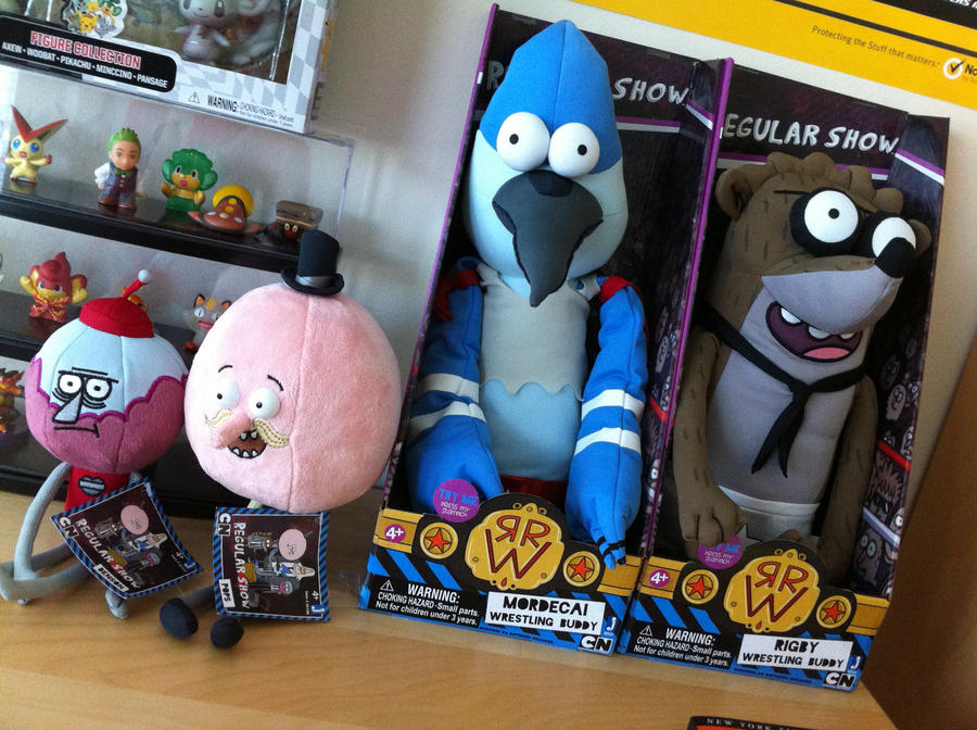 Regular Show Collection - October 2012 by superhero83