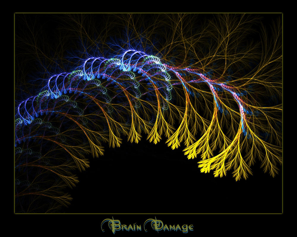 BrAiN DaMaGe by dragonserpent