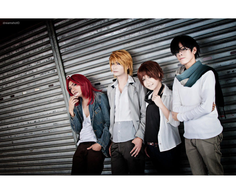team gensomaden sayuki (casual ver) by dreamshot08