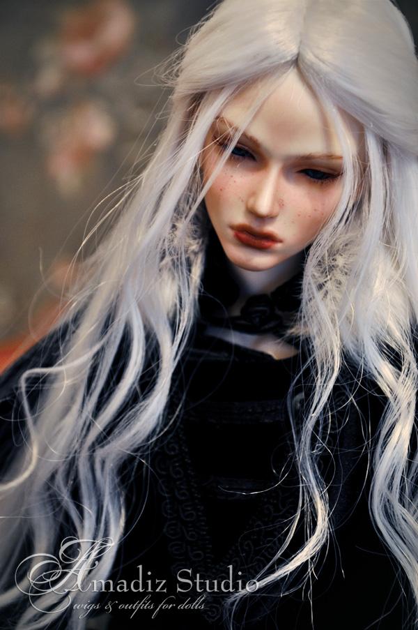 White fantasy - 01 by amadiz