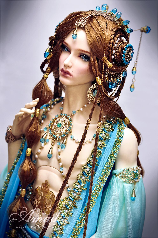 Arabian Nights Hairstyles