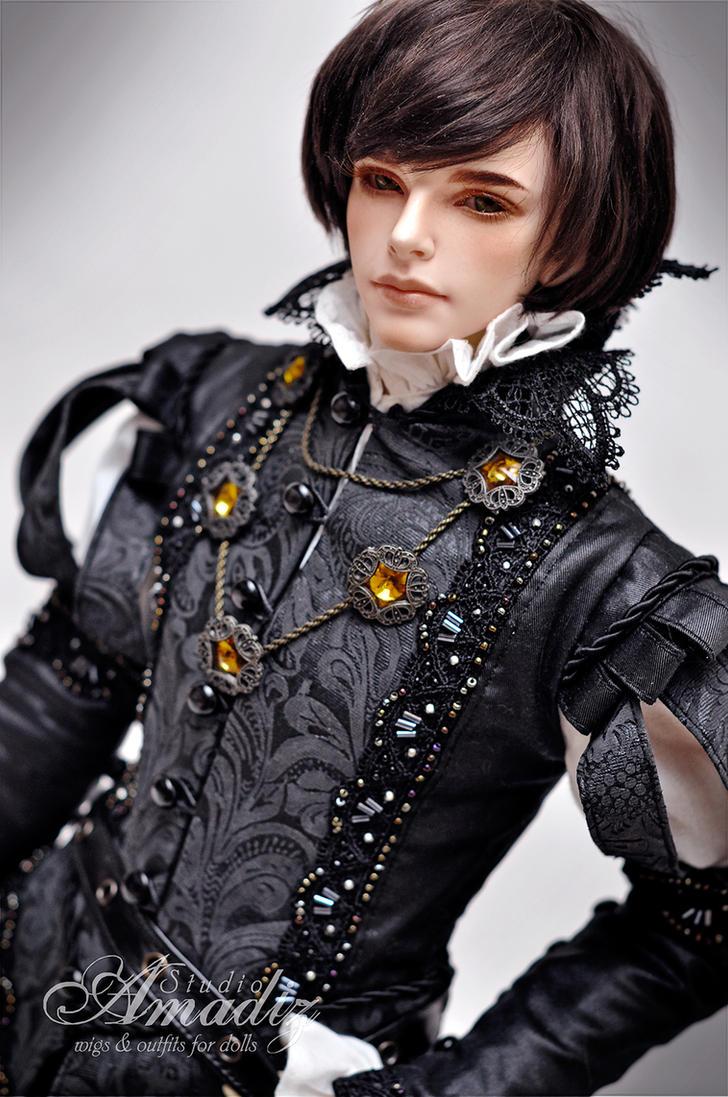 Black prince 01 by amadiz