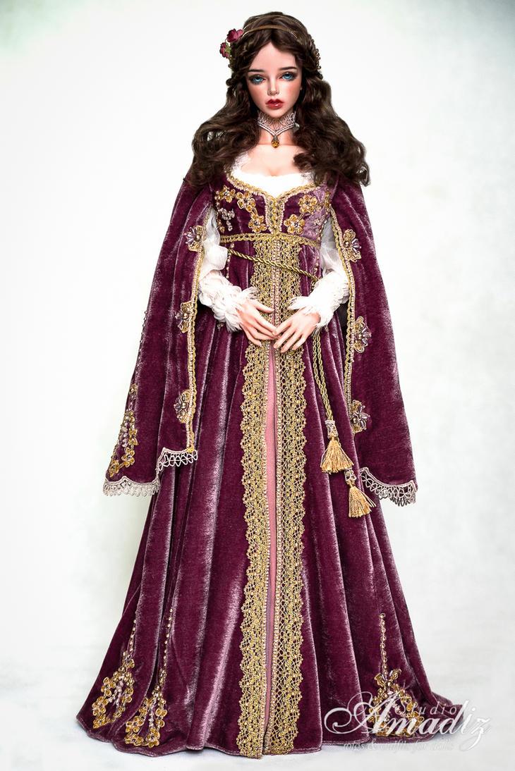 Purple Juliette by amadiz