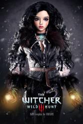 The Witcher: Yennefer of Vengerberg