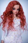 Ginger curl