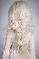 Snow pearl (back) by amadiz