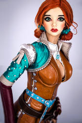 The Witcher: Triss Merigold of Maribor by amadiz