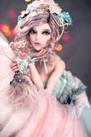 Magdalena in Delicate Mint Baroque Set by amadiz
