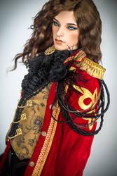 Royal Officer by amadiz