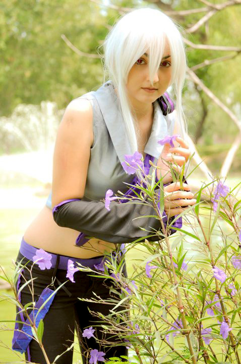 Haku Yowane 3 by PrisCosplay