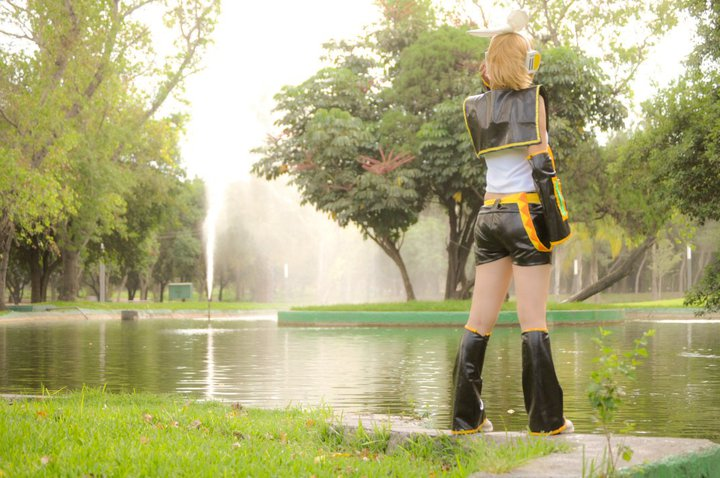Rin kagamine 05 by PrisCosplay