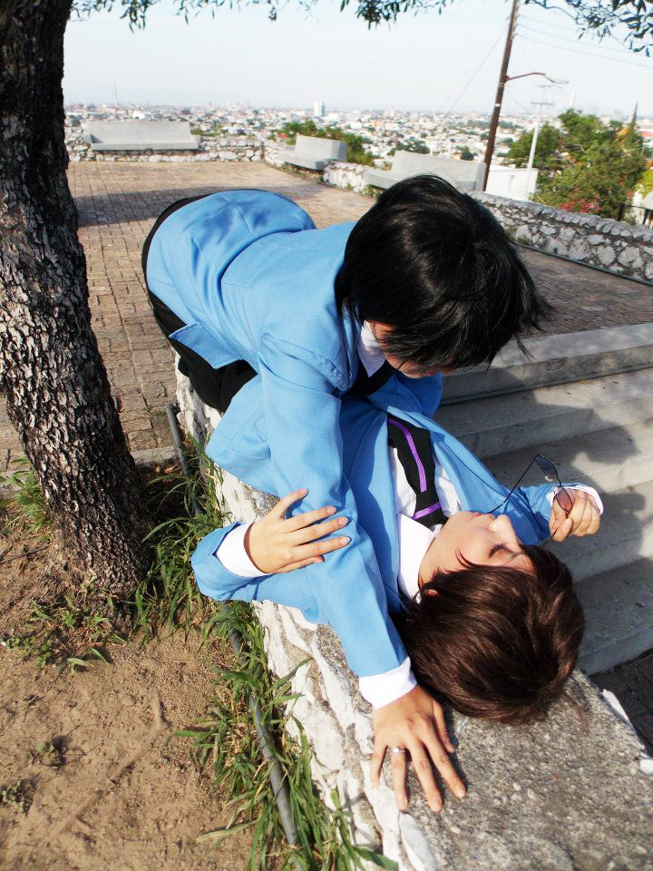 Ouran High School Host club by PrisCosplay