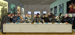 Metal Gear Solid:  The Last Supper