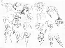 60 second sketches feb 1 09 by igm-transformer