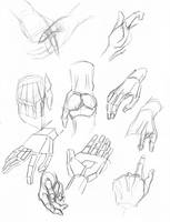 tons of studies 5 by igm-transformer