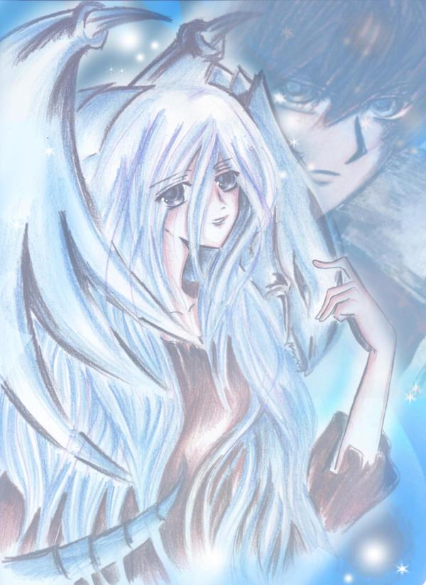 Seto's angel by giacbk