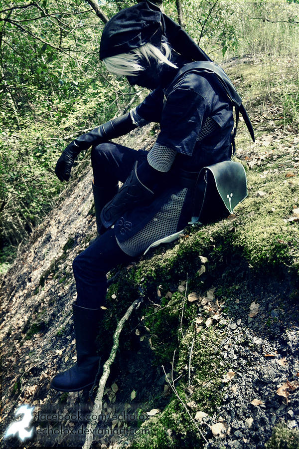Dark Link Cosplay #1 by Echolox
