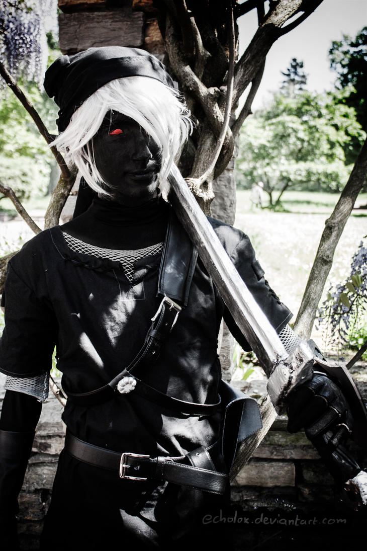Dark Link Cosplay #11 by Echolox