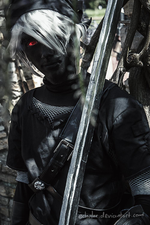 Dark Link Cosplay #13 by Echolox on DeviantArt