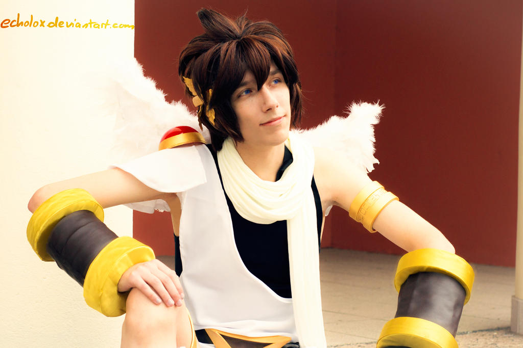 Pit Kid Icarus Cosplay 1 By Echolox On Deviantart