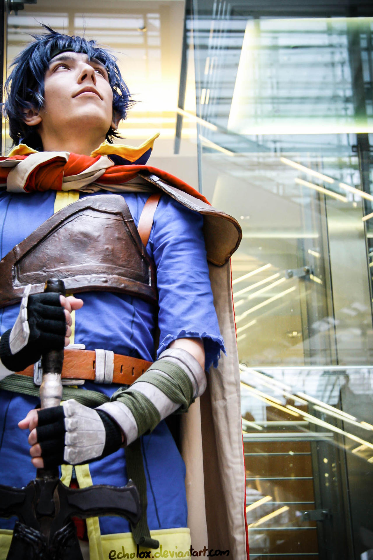 Ike (Fire Emblem) - Cosplay #5 by Echolox