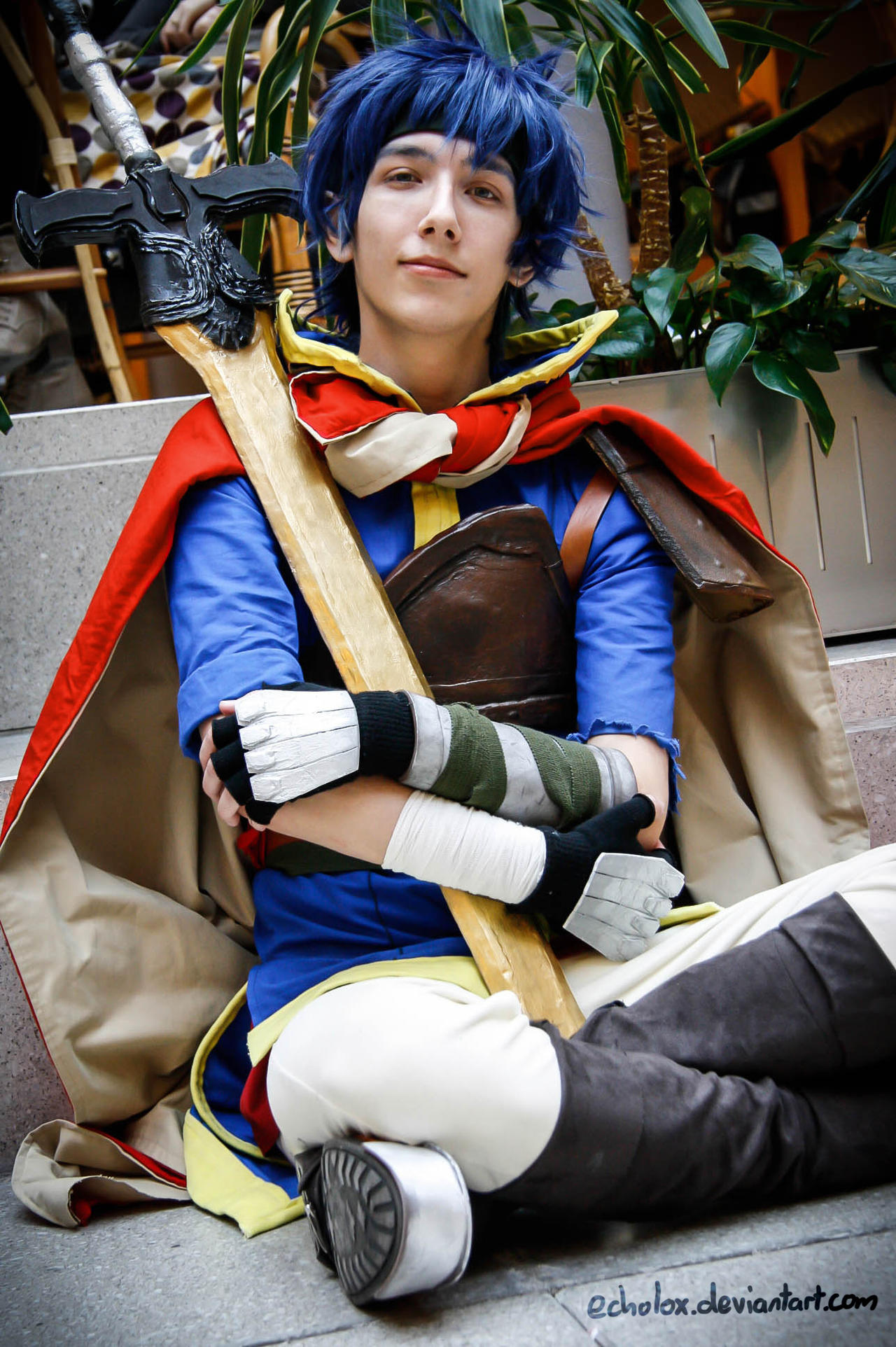 Ike (Fire Emblem) - Cosplay #6 by Echolox