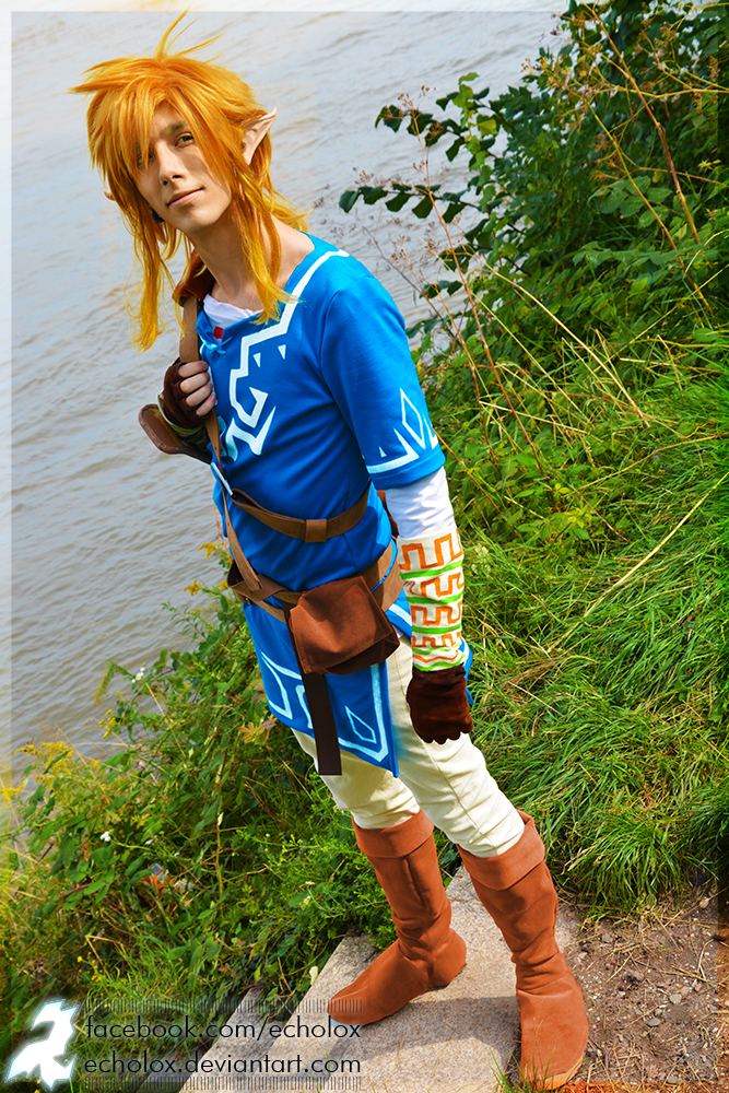 Link - Ready To Start (Cosplay from Zelda Wii U) by Echolox