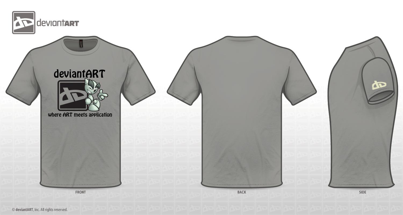 Black t shirt front and back plain -  Simple Logo T Shirt Design 1 By Kurokari