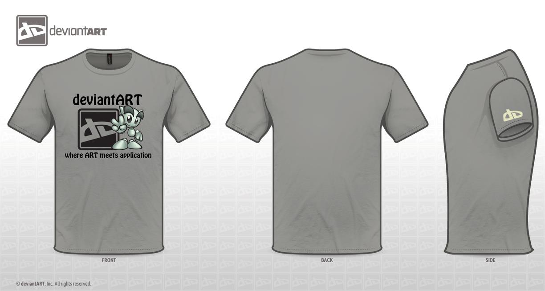 T shirt design 7 25xeps - Design T Shirt Simple Simple Logo T Shirt Design 2 By Kurokari