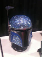 Bedazzled Helmet (Make a Wish) by Aingeal11