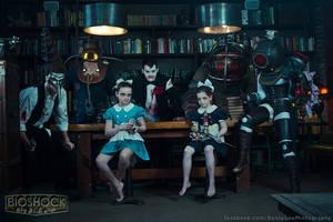 Team Bioshock by Aingeal11
