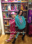 In the Disney Store